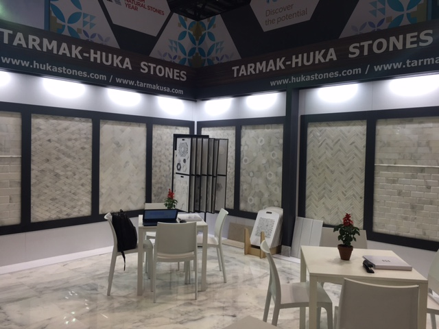 Tarmak USA Event Booth