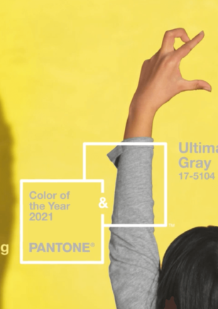 Color of the year- PANTONE ULTIMATE GRAY + ILLUMINATING