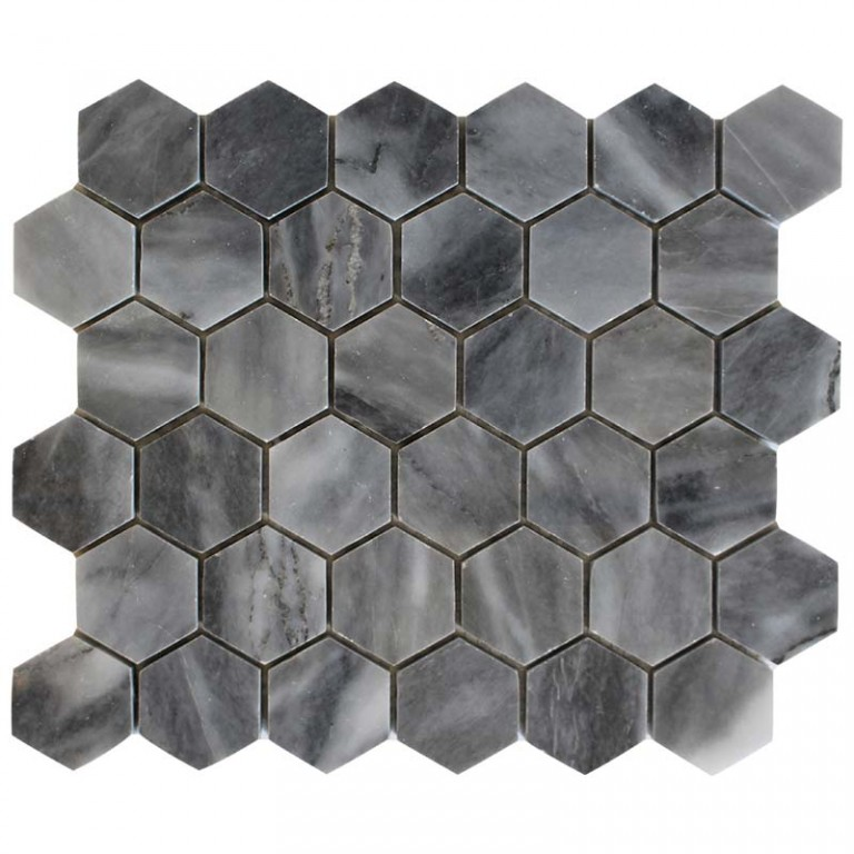 Tarmak-Usa-Stone-Mosaics-Bardiglio-2x2-Honeycomb-Hex
