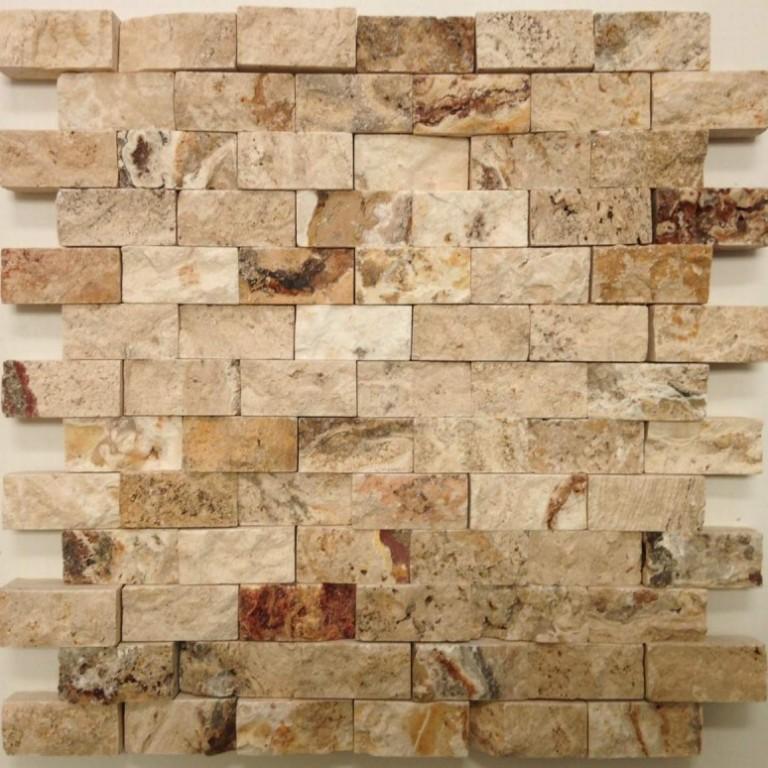 Tarmak-Usa-Stone-Mosaics-Splitface-Leonardo-1x2-Splitface-