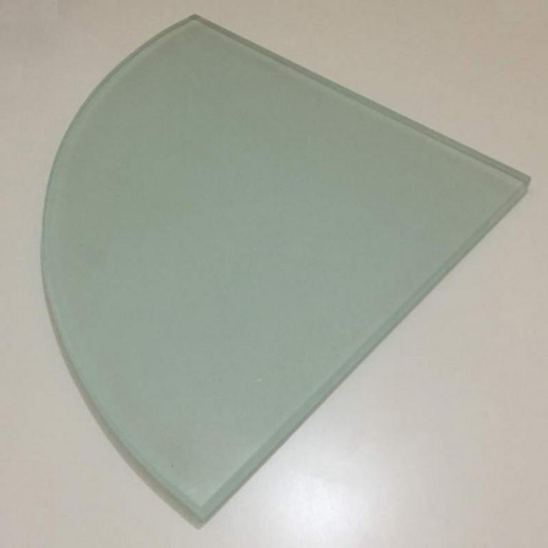 Tarmak-Usa-Stone-Corner-Shelf-Frosted-Glass