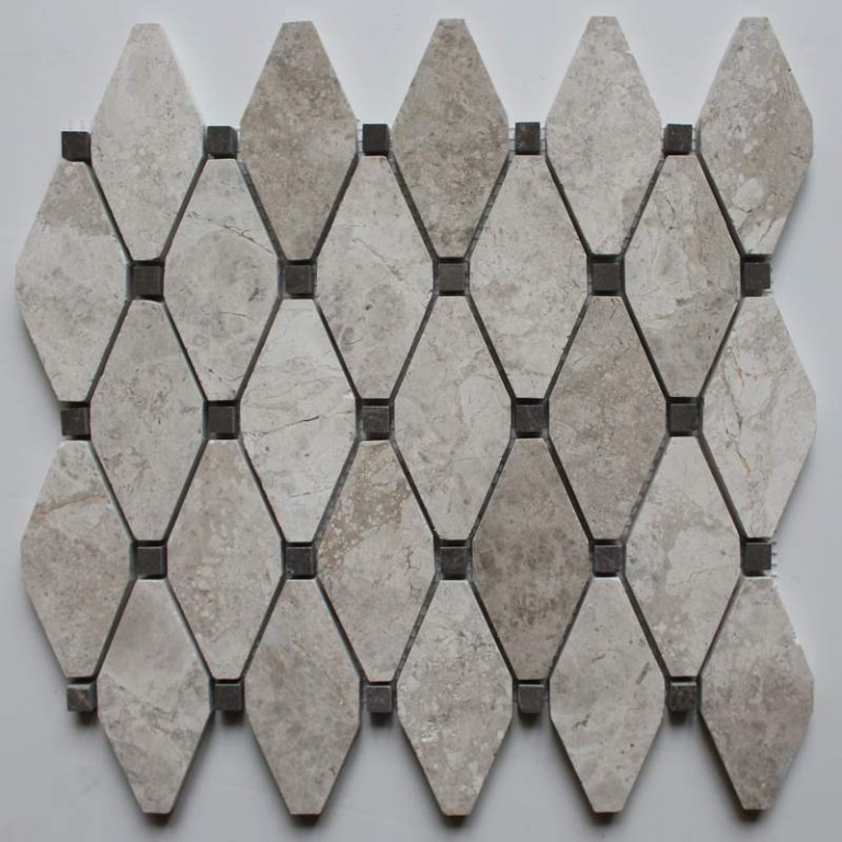 Tarmak-Usa-Stone-Mosaics-Clipped-Diamond-Silver-Shadow-With-Gray-Emperador-Dot