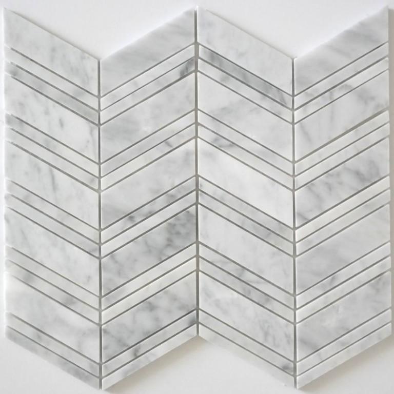 Tarmak-Usa-Stone-Mosaics-Bianco-Carrara-Chevron