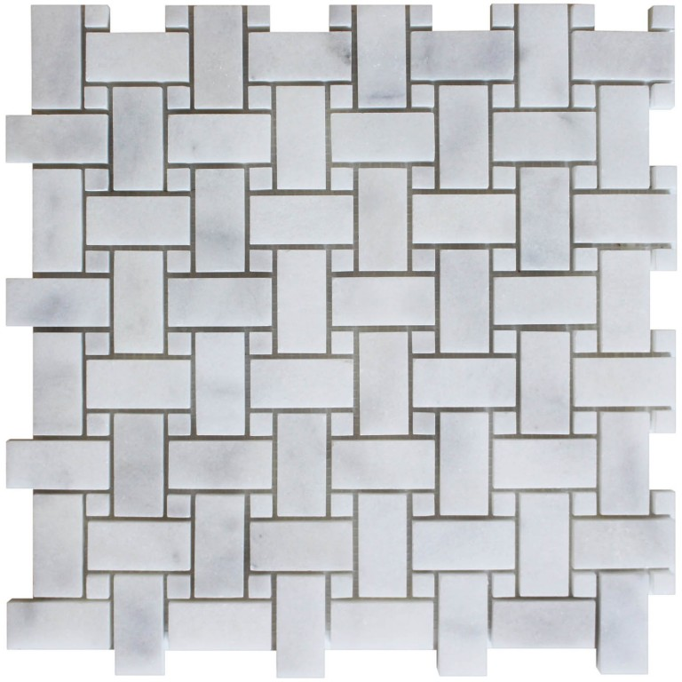 Tarmak-Usa-Stone-Mosaics-Milas-White-Basket-With-Milas-Dot