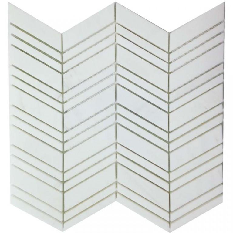 Tarmak-Usa-Stone-Mosaics-Bianco-Venato-Chevron