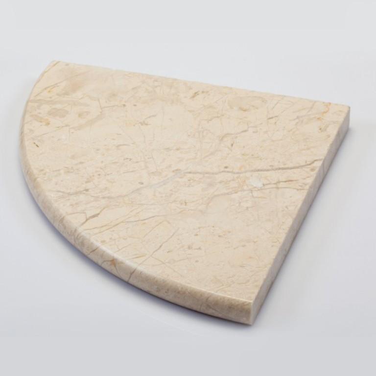 Tarmak-Usa-Stone-Corner-Shelf-Crema-Nouva