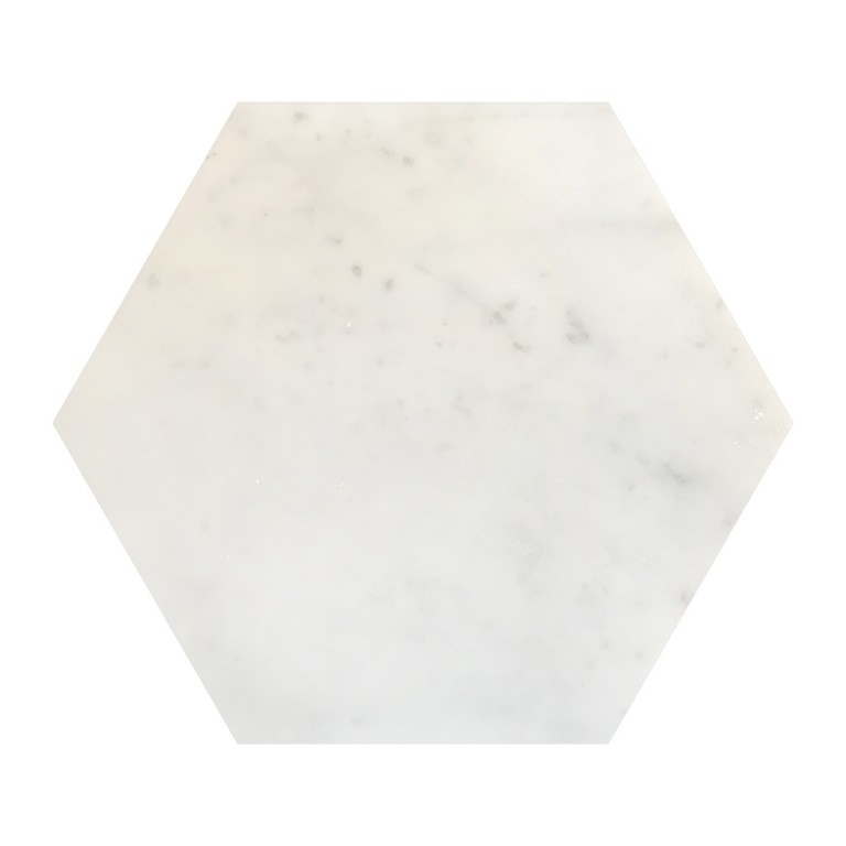 Tarmak-Usa-Stone-Mosaics-Bianco-Carrara-8inch-Honeycomb