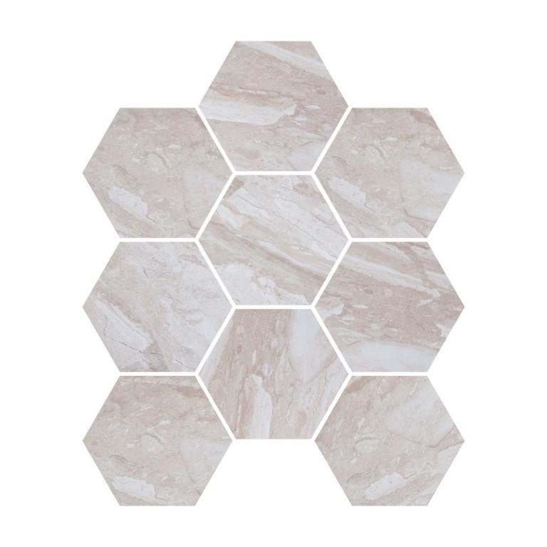 Tarmak-Usa-Stone-Mosaics-Karya-Royal-4inch-Honeycomb