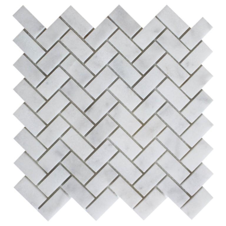 Tarmak-Usa-Stone-Mosaics-Milas-White-1x2-Herringbone