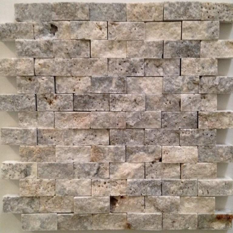 Tarmak-Usa-Stone-Mosaics-Splitface-Silver- 1x2