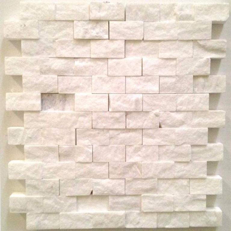Tarmak-Usa-Stone-Mosaics-Splitface-Bianco-Venato-1x2-Splitface
