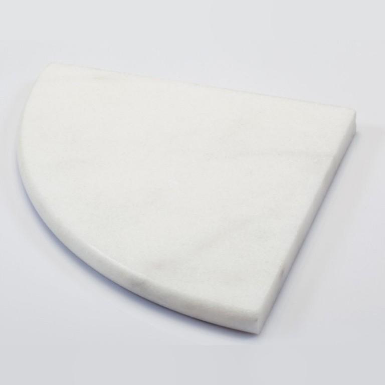 Tarmak-Usa-Stone-Corner-Shelf-Milas-White