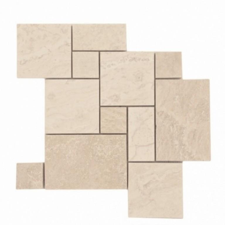 Tarmak-Usa-Stone-Mosaics-Mini-Pattern-Ivory