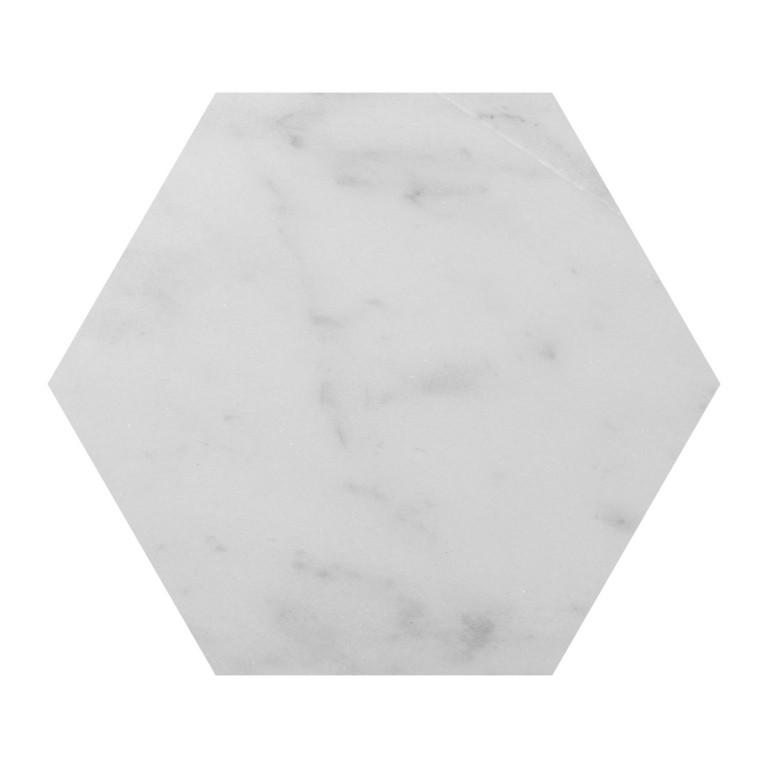 Tarmak-Usa-Stone-Mosaics-Milas-White-8inch-Honeycomb
