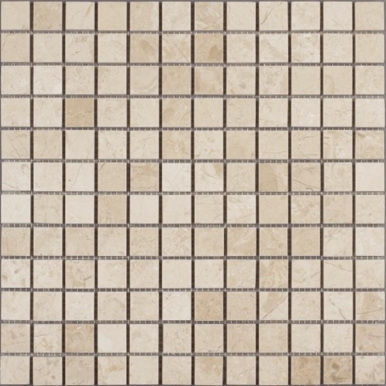 Tarmak-Usa-Stone-Mosaics-Crema-Nouva-1x1