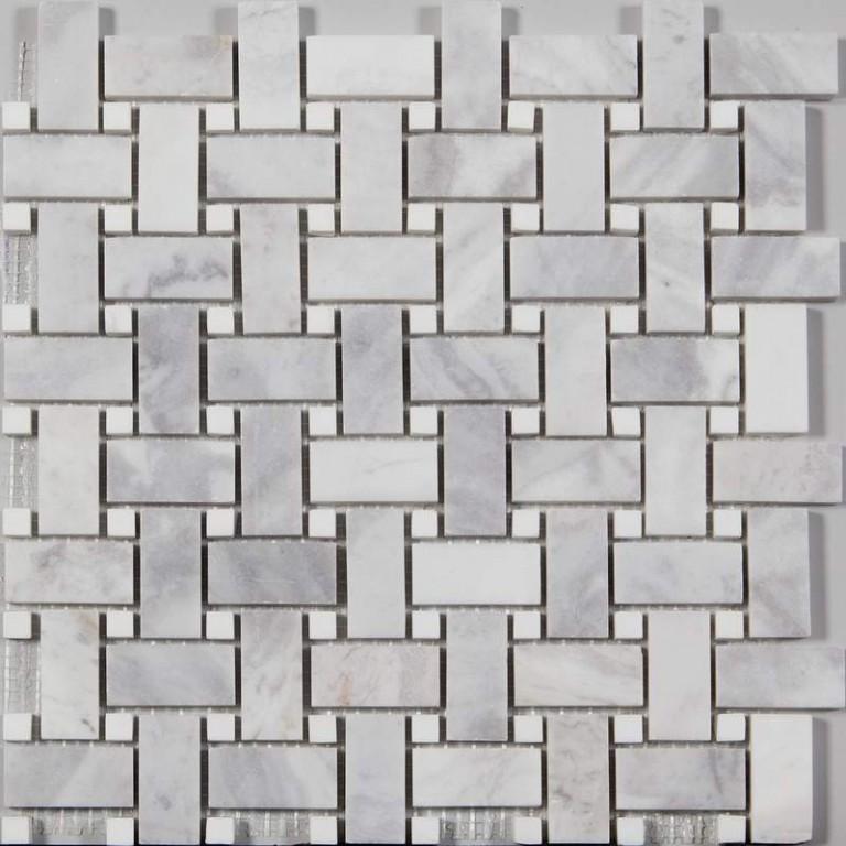 Tarmak-Usa-Stone-Mosaics-Argento-Basket