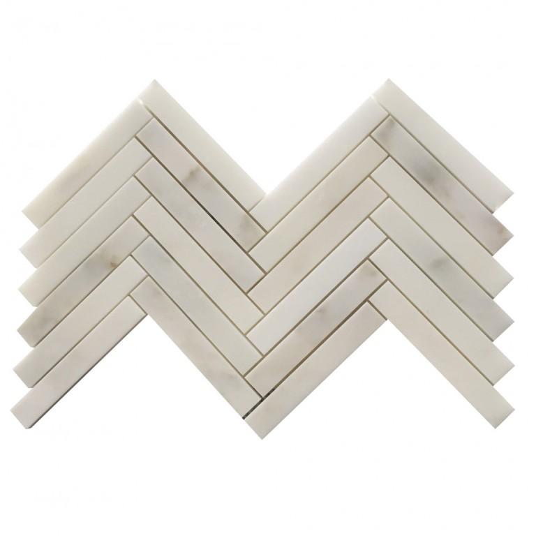 Tarmak-Usa-Stone-Mosaics-Calacatta-1x6-Herringbone