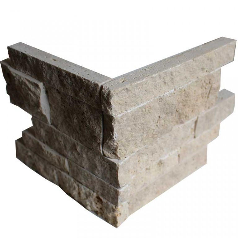 Tarmak-Usa-Stone-Mosaics-Splitface-Ledgestone-Splitface-Corner-Beige