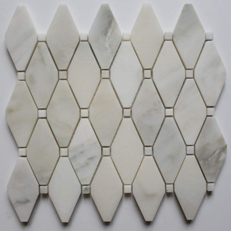 Tarmak-Usa-Stone-Mosaics-Clipped-Diamond-Calacatta