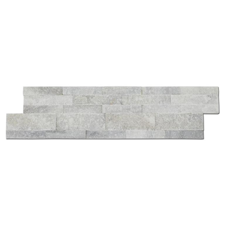 Tarmak-Usa-Stone-Mosaics-Splitface-Ledgestone-6x24-Panel-Milas-White