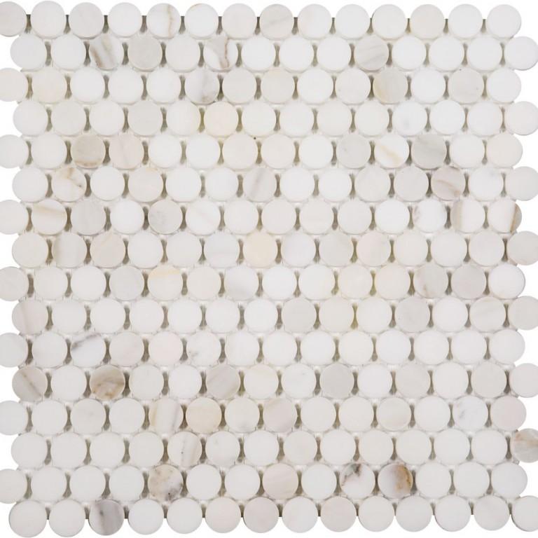 Tarmak-Usa-Stone-Mosaics-Penny-Rounds-Calacatta